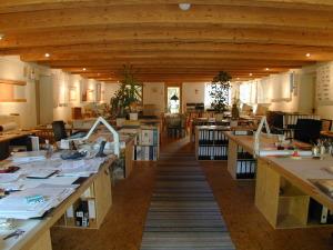 Architekturbüro innen