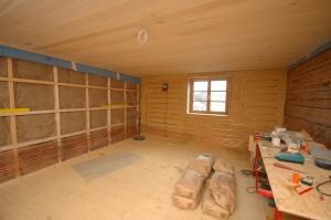 091009 Hintere Räume Wiederaufbau