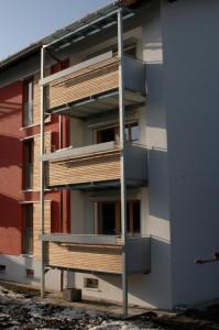 Balkon Saniert