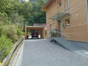Felkner_Nowak_f_Hauszugang von NW